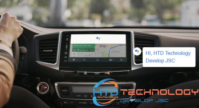 Android Auto Google Assistant