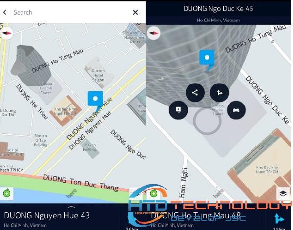 HERE Maps - (HERE WeGo)